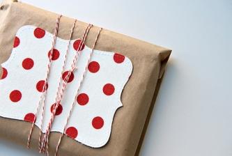 Polka-Dot gift