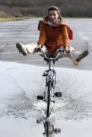 coasting bike
